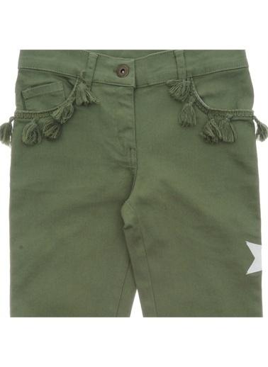 Panço Pantolon 19121010100 Yeşil